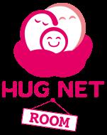 HUG NET Roomネットルームロゴ