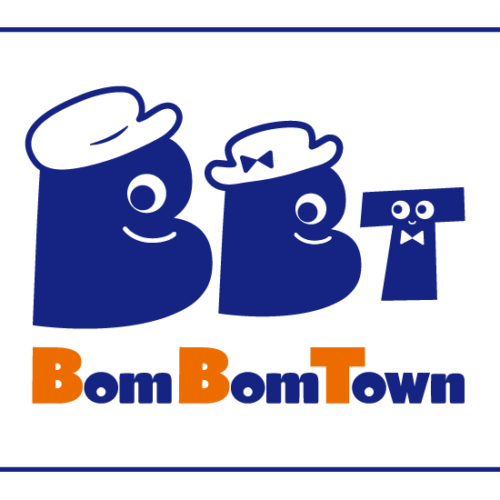 BomBomTownロゴ