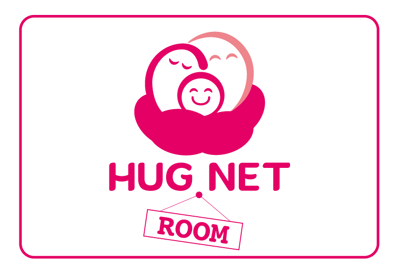 HUG NET Room ロゴ