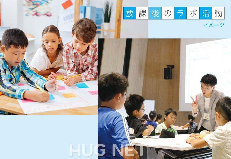 YouthLab放課後のラボ活動イメージ